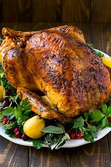 herb roasted turkey dinner at the zoo