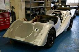 Morgan Cars Are Made With Wood  XciteFunnet