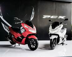 Modifikasi Pcx Lokal 2018 by All New Honda Pcx 150 Lokal 2018 Meluncur Fitur Melimpah