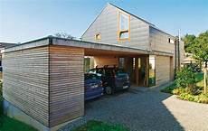 garage bauen mini budget bauplatz in schr 228 glage neubau hausideen