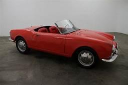 1960 Alfa Romeo Giulietta Spider  Beverly Hills Car Club