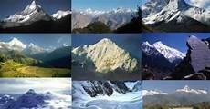 world tourism the famous himalayas mountains