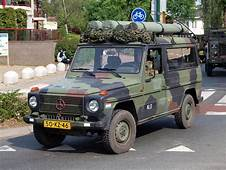 Dutch Army Mercedes Benz MB 290 GD Bridgehead 2011