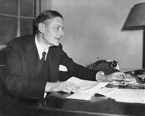 Information About Ts Eliot