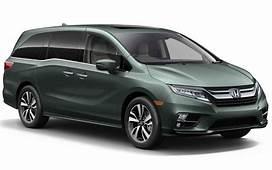 The 2019 Honda Odyssey Colors Configurations