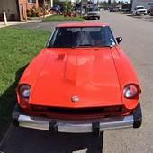 1978 Datsun 280Z Z Series  12781 Original Miles True