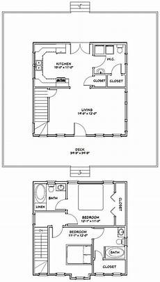 24x24 house plans 24x24 house 24x24h11c 1 092 sq ft excellent floor