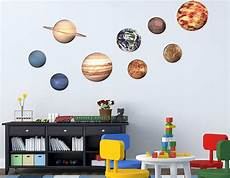 Space Wall Stickers Uk space planet wall stickers contemporary wall stickers
