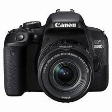 digital slr canon canon eos 800d digital slr with 18 55mm is stm lens