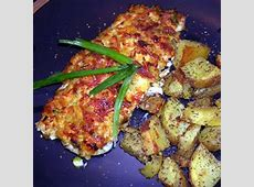 crabmeat crusted chilean sea bass_image