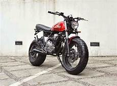 Modifikasi Scorpio by Modifikasi Yamaha Scorpio The Tracker Curan Otomotif