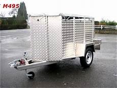remorque moutonniere occasion pour voiture tracteur agricole