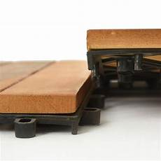 holzfliesen klicksystem holzfliesen 30 x 30 cm aus akazienholz 1 3 m 178 set klicksystem