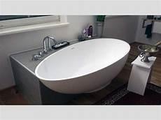 Freistehende Badewanne Einbauen - freistehende badewanne cione aus mineralguss wei 223