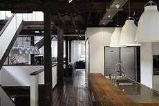 Contemporary Industrial Interior Design Ideas