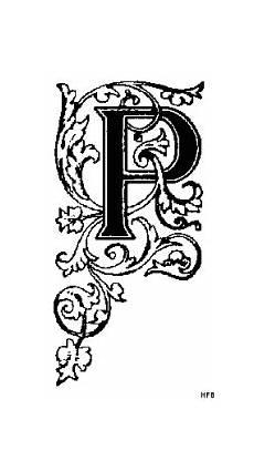 Ausmalbilder Buchstaben P P Mit Blumen Verziert Ausmalbild Malvorlage Alphabet