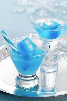 icy blue curacao cocktail recipe cocktails blue