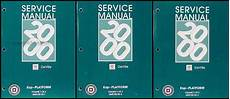 automotive service manuals 2000 cadillac catera free book repair manuals 2000 cadillac deville repair shop manual original 3 volume set