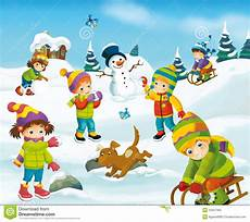 clipart inverno winter stock illustration illustration of