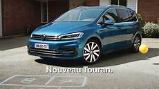 2018 New Volkswagen Touran Facelift Les Enfants