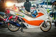 Modifikasi Nmax Jari Jari by Foto Hits Modifikasi Yamaha Nmax Terbaru
