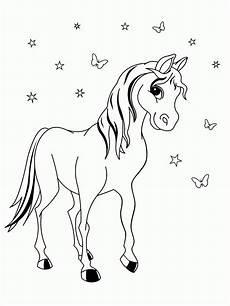 Malvorlagen Kinder Pferdebilder Zum Ausmalen Ausmalbild Club