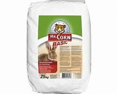 kaninchenfutter mr corn pellets 25 kg kaufen bei hornbach ch