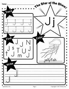 letter j worksheets for grade 1 23163 letter j worksheet tracing coloring writing more supplyme