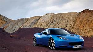Wallpaper Lotus Evora S Supercar Sports Car
