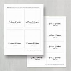 tent card template word mac printable place card template instant calligraphy