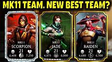 mortal kombat mobile mortal kombat mobile mk11 team gameplay and review new