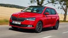 2019 skoda fabia review top gear