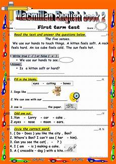 macmillan english book 2 test worksheet free esl printable worksheets made by teachers