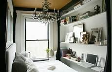 Kleines Wohn Schlafzimmer Einrichten - kleine schlafzimmer einrichten tipps winziges