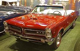 1965 Pontiac GTO Convertible  Welcome To Cars Of Dreams