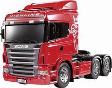 Camion Rc 233 Lectrique Tamiya Scania R620 6x4 300056323 Kit