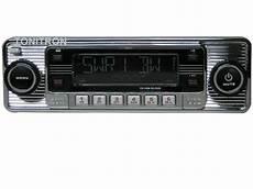 Classic Oldtimer Youngtimer Retro Radio Autoradio Usb Sd