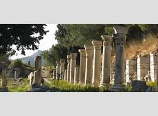 DAILY TOURS EPHESUS BY PLANE ,A Daytrip to Ephesus ,This