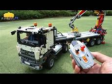 lego technic mercedes lego technic 42043 b model rc motorized mercedes