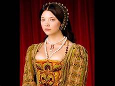 natalie dormer in tudors 187 hairstyles and its history