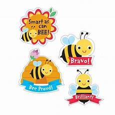 smelly stickers for teachers honey scented busy bee stickers free delivery
