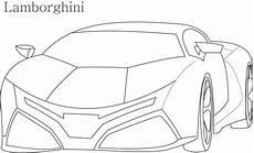 lamborghini car coloring pages at getcolorings free
