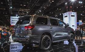 2019 Toyota Sequoia Limited Release Date And Redesign