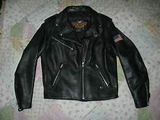 Used Harley Davidson Leather Jackets by Barely Used 039 S Medium Harley Davidson Leather