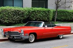 1968 Cadillac Deville Convertible For Sale 88531  MCG