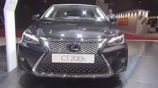 2019 lexus ct 200h lexus ct 200h s 233 duction 2019 exterior and interior