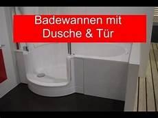Dusch Und Badewanne - badewanne mit dusche und t 252 r