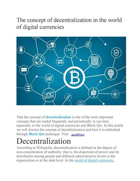 Decentralization By Devolution
