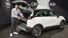 Opel Crossland X Kofferraum Ladeabteil Karosserie Blech