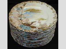 Antique Bird Plates   eBay